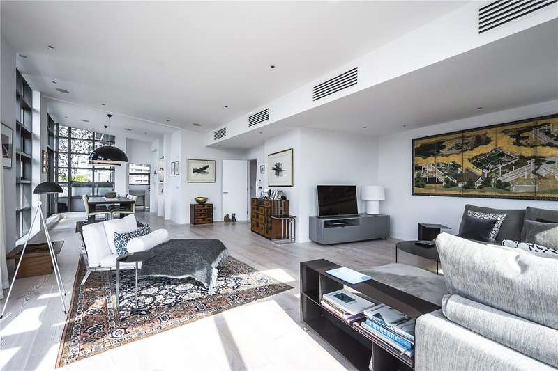 3 Bedrooms Flat for sale in Dolben Court, Montaigne Close, London, SW1P