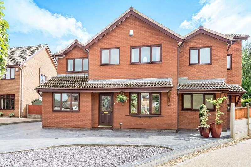 5 Bedrooms Detached House for sale in Bembridge Close, Widnes, WA8
