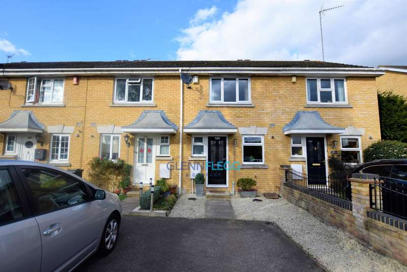 2 Bedrooms Terraced House for sale in Westmacott Drive, Feltham.