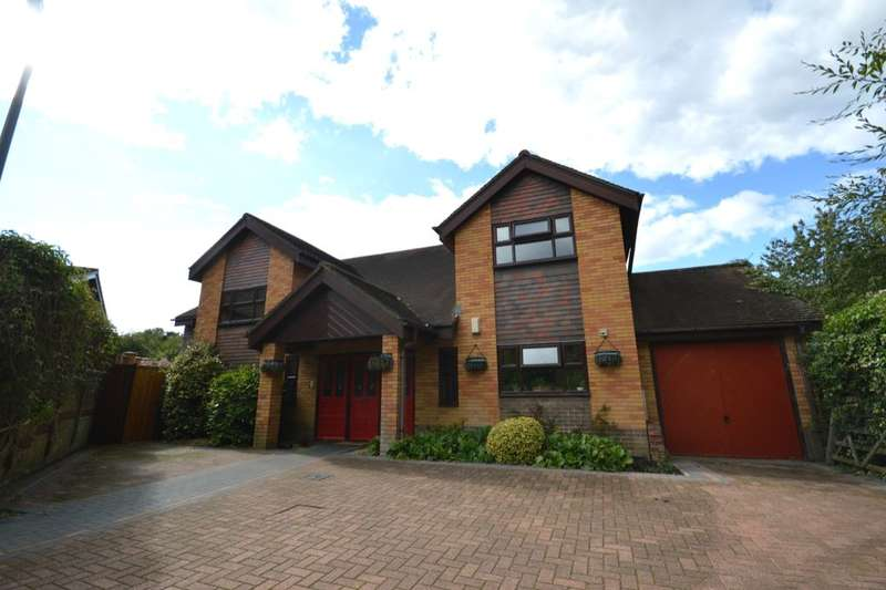 5 Bedrooms Detached House for sale in Ingleside Drive, Stevenage, SG1