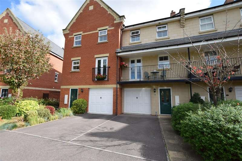 4 Bedrooms Town House for sale in Aphelion Way, Reading, RG2
