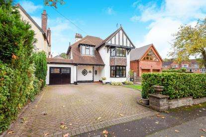 3 Bedrooms Detached House for sale in Lonsdale Road, Park Hall, Walsall, West Midlands