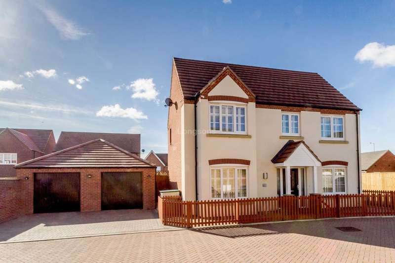4 Bedrooms Detached House for sale in Biffin Way, Swaffham