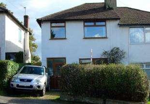 3 Bedrooms Semi Detached House for sale in Eldon Road, Caterham, Surrey