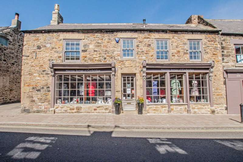 2 Bedrooms Apartment Flat for sale in Middle Street, Corbridge