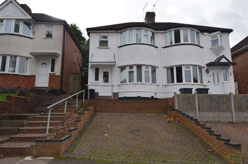 3 Bedrooms Semi Detached House for sale in Marsham Road, Kings Heath, Birmingham
