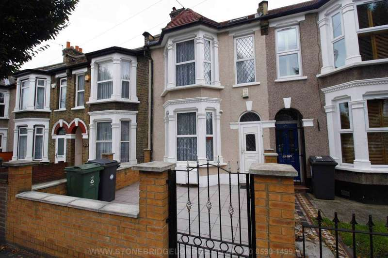 4 Bedrooms Terraced House for sale in Capworth Street, London, E10