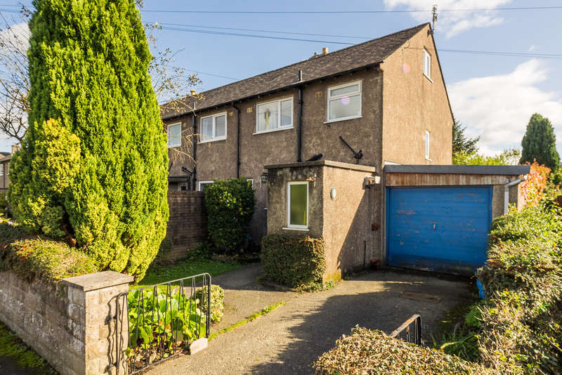 3 Bedrooms End Of Terrace House for sale in 1 Eastgate, Kendal, Cumbria LA9 6HU