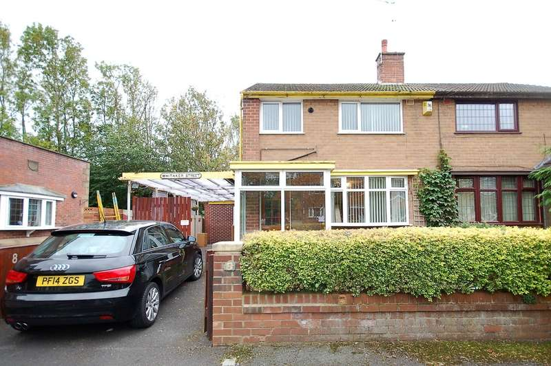 4 Bedrooms Semi Detached House for sale in Roundhay, Blackpool