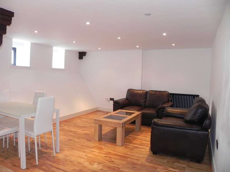 1 Bedroom Flat for rent in 2c Belvidere Road, Liverpool,