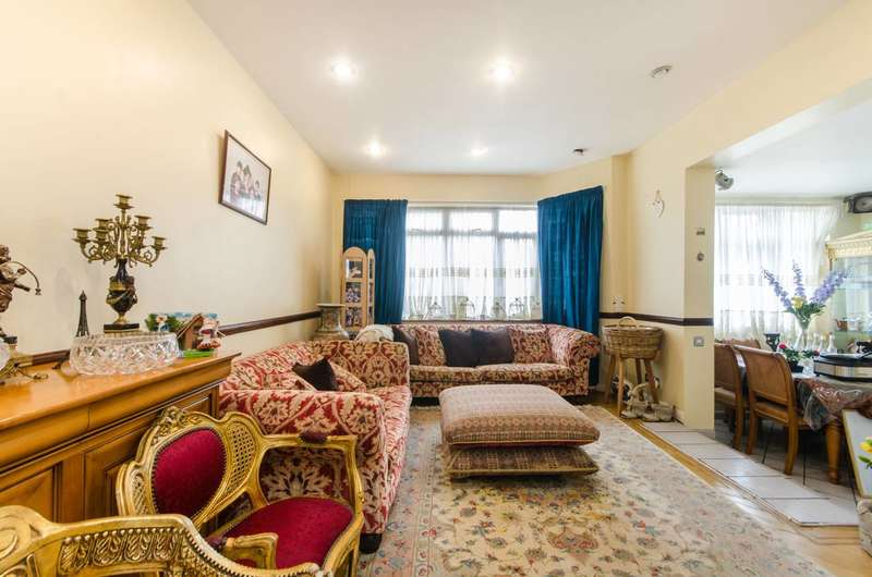 4 Bedrooms Semi Detached House for sale in Phillimore Gardens, Kensal Rise, NW10