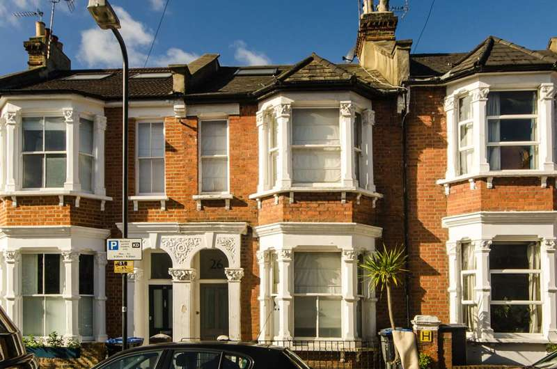 5 Bedrooms House for sale in Douglas Road, Kilburn, NW6