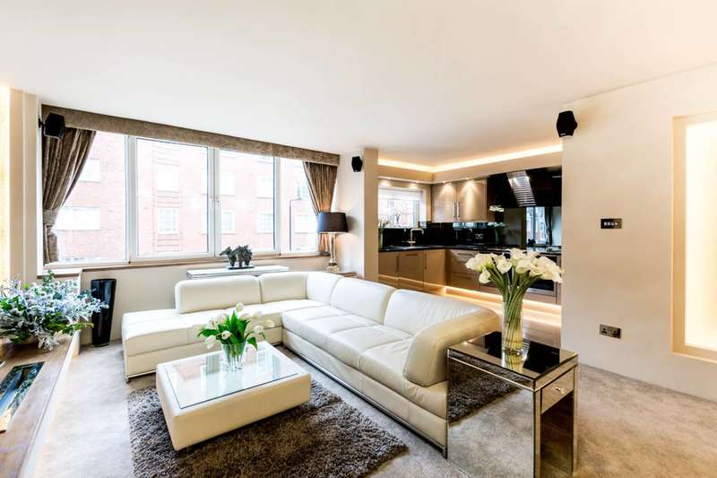 2 Bedrooms Flat for sale in Lower Sloane Street, Chelsea, SW1W