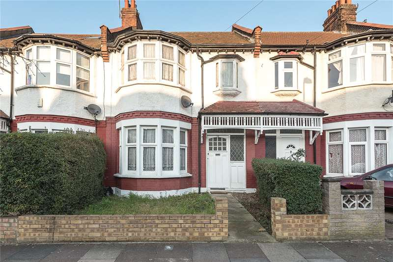 3 Bedrooms Terraced House for sale in Dewsbury Road, Willesden Green, London, NW10