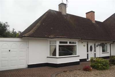 2 Bedrooms Semi Detached Bungalow for rent in Middleton Boulevard, NG8 1FY