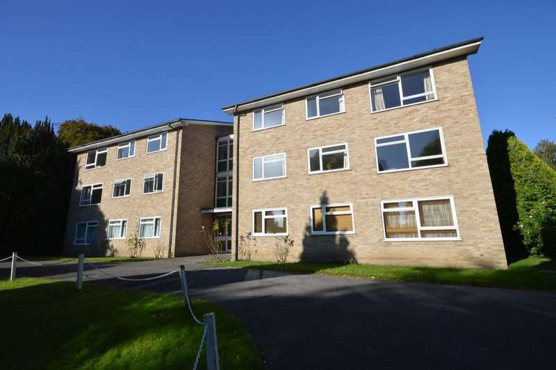 2 Bedrooms Flat for sale in Christchurch Road, Winchester, SO23
