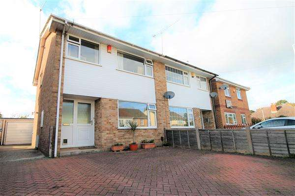 3 Bedrooms Semi Detached House for sale in Ebor Road, Poole