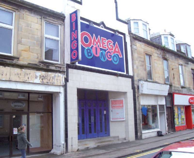 Commercial Property for sale in Dalrymple Street, Girvan, Ayrshire, KA26 9BT