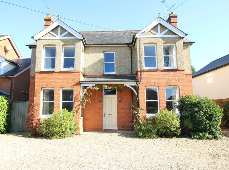 5 Bedrooms Detached House for sale in Kennylands Road, Sonning Common, RG4