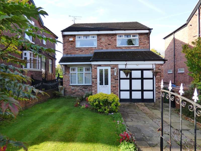 3 Bedrooms Detached House for sale in Davenport Road, Hazel Grove, Stockport