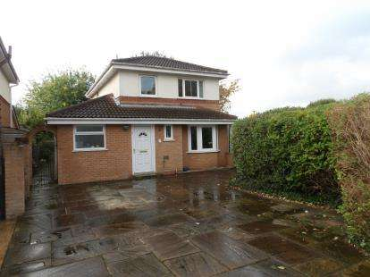 4 Bedrooms Detached House for sale in Hornbeam Close, Penwortham, Preston, PR1