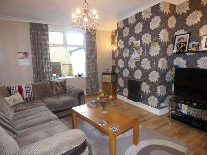 4 Bedrooms End Of Terrace House for sale in Cemetery Road, Padiham, Burnley, Lancashire
