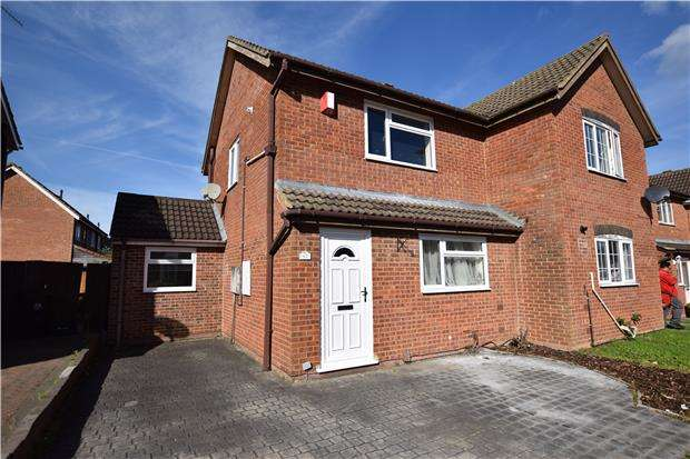 2 Bedrooms Semi Detached House for sale in Evercreech Road, BS14 9RA