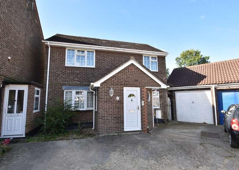 3 Bedrooms Detached House for sale in Alsa Leys, Elsenham