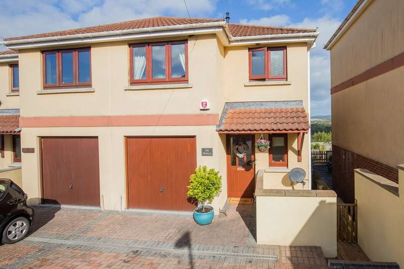 3 Bedrooms Semi Detached House for sale in Seymour Road, Newton Abbot