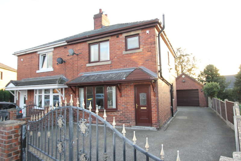 3 Bedrooms Semi Detached House for sale in The Grove, Cudworth, Barnsley. S72 8AR