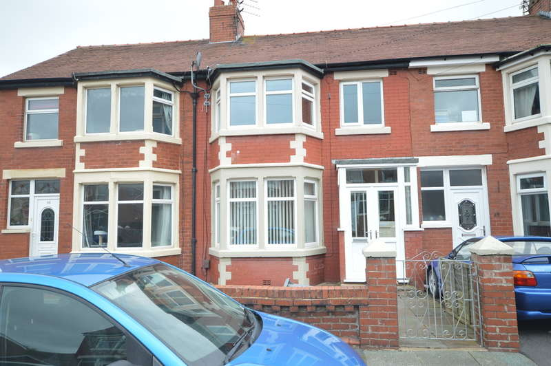 3 Bedrooms Terraced House for sale in Beverley Grove, South Shore