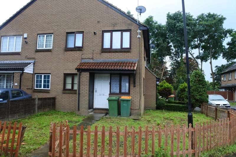 1 Bedroom House for sale in York Close, E6 5QN
