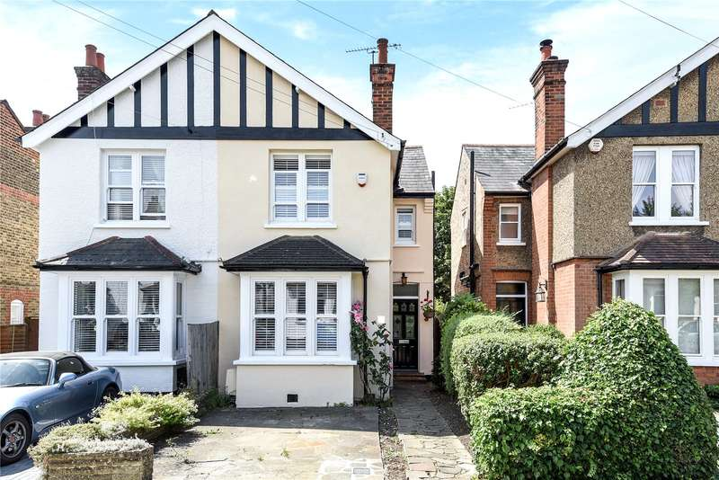 3 Bedrooms Semi Detached House for sale in Roy Road, Northwood, Middlesex, HA6