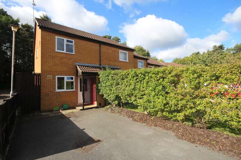 2 Bedrooms End Of Terrace House for sale in Frensham, Bracknell