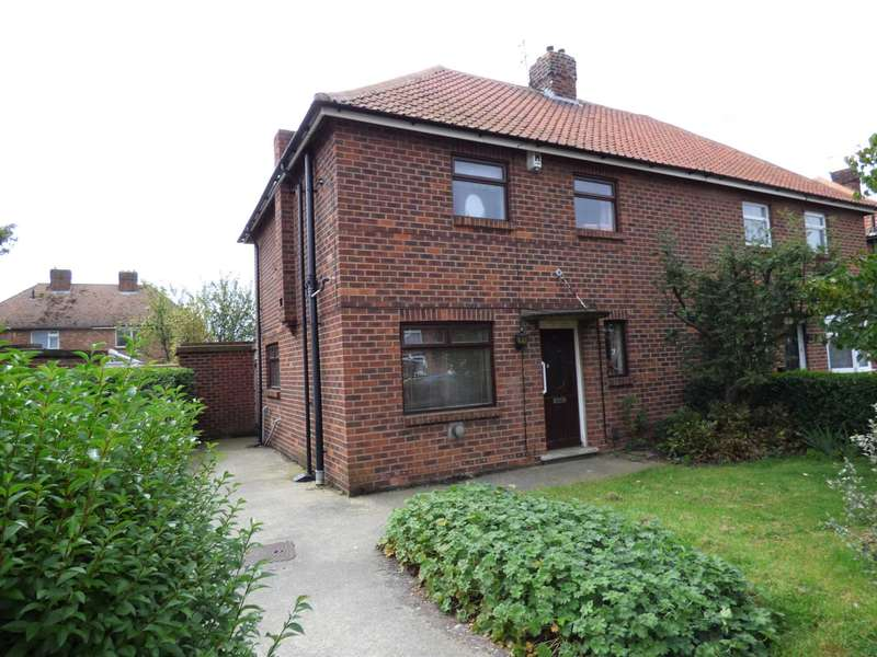 3 Bedrooms Semi Detached House for sale in Redcar