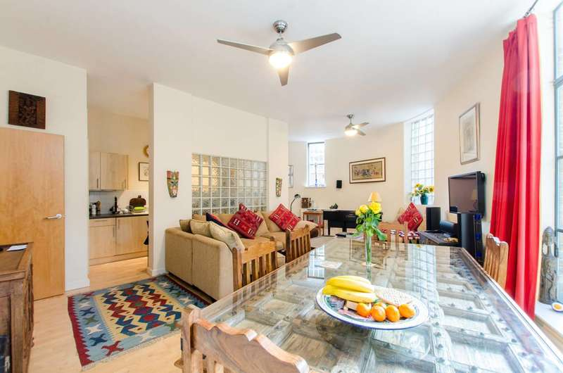 2 Bedrooms Flat for sale in Commercial Street, Spitalfields, E1