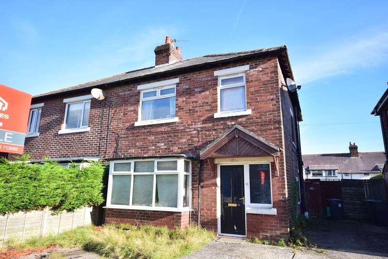3 Bedrooms Semi Detached House for sale in Holmefield Road, Lytham St Annes, FY8