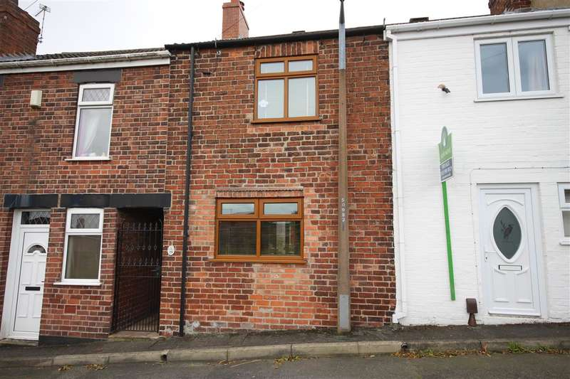 2 Bedrooms Terraced House for sale in High Holburn, Ilkeston