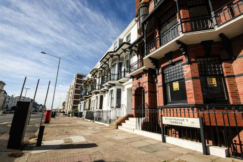 2 Bedrooms Flat for sale in St Catherines Terrace, Hove
