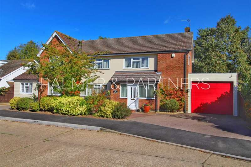 6 Bedrooms Detached House for sale in Duchess House, Manor Close, Great Horkesley, Colchester