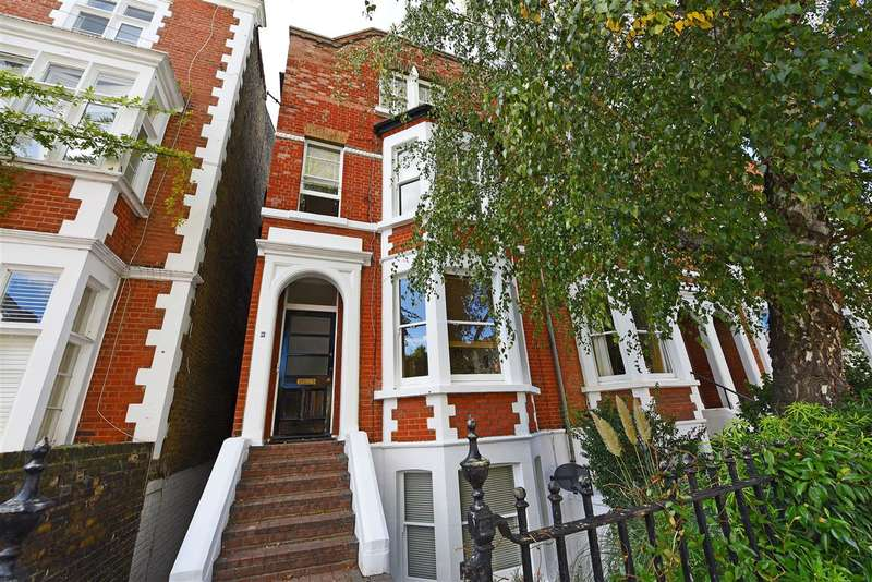 1 Bedroom Apartment Flat for sale in Burstock Road, London