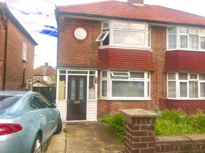 3 Bedrooms Semi Detached House for sale in Orchard Grove, Edgware, Middlesex
