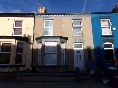 4 Bedrooms Terraced House for sale in Gainsborough Road, Wavertree, Liverpool, Merseyside, L15