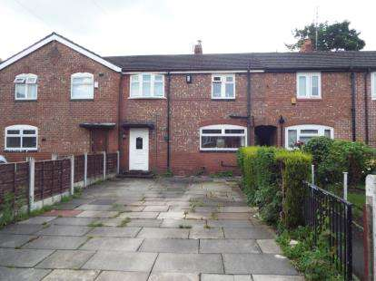 3 Bedrooms Terraced House for sale in Ashburn Avenue, Manchester, Greater Manchester