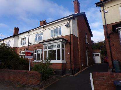 3 Bedrooms Semi Detached House for sale in Princes Avenue, Walsall, West Midlands