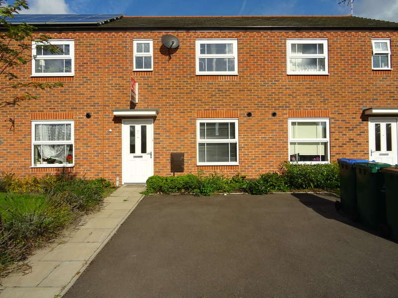 3 Bedrooms Terraced House for sale in Apple Way, Canley, Coventry