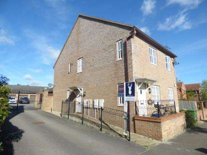 2 Bedrooms Maisonette Flat for sale in Ashford Crescent, Grange Farm, Milton Keynes, Buckinghamshire