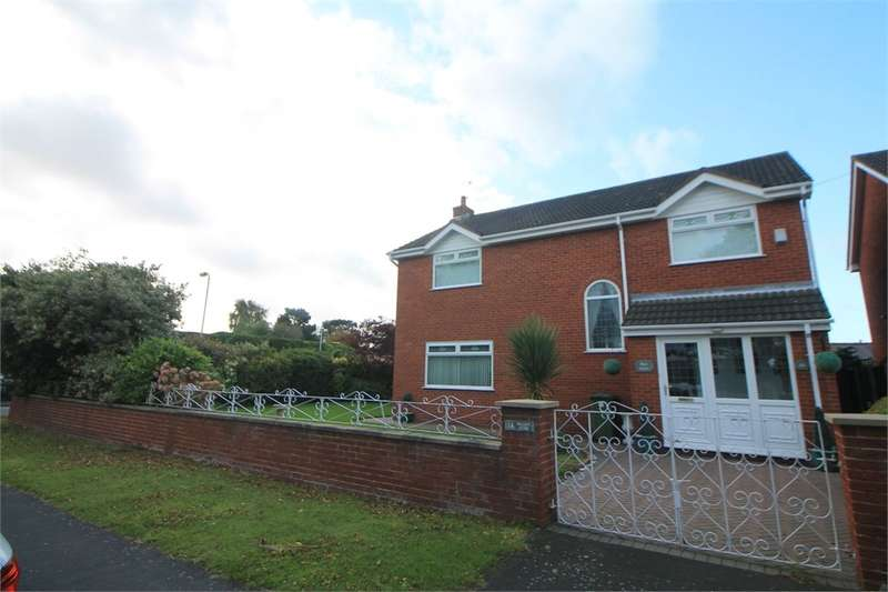 4 Bedrooms Detached House for sale in Walker Close, Formby, LIVERPOOL, Merseyside