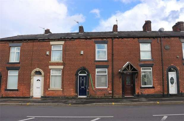 2 Bedrooms Terraced House for sale in Oldham Road, Royton, Oldham, Lancashire