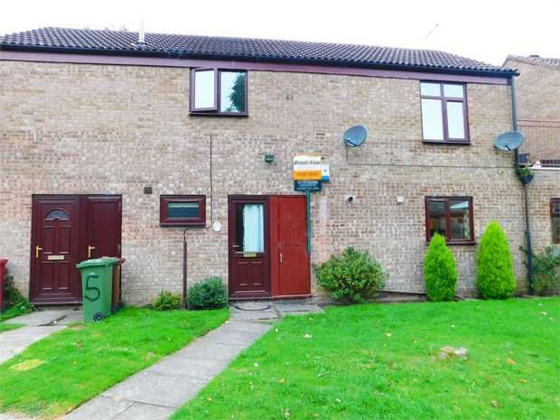 2 Bedrooms Flat for sale in Barnstaple Road, Scunthorpe, Lincolnshire